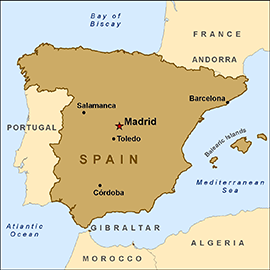 map-spain