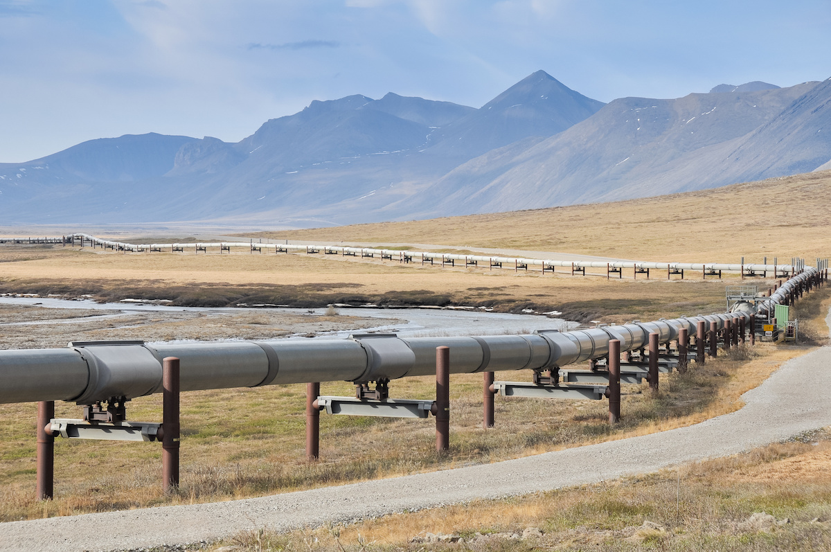 Oil and Natural Gas Pipeline
