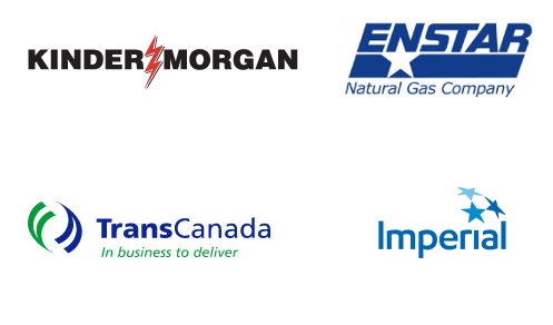 Nimonik's Oil and Natural gas clients