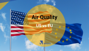 Air Quality in US vs EU