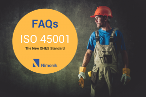 FAQs on ISO 45001- The Standard Replacing OHSAS 18001 | Nimonik