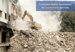Particulate Matter Assessment for the Construction Industry