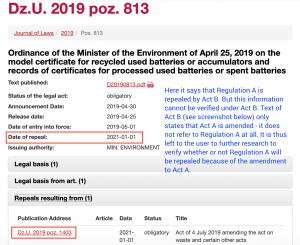 poland legal register snapshot